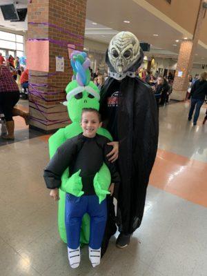 MHS Annual Spooktacular