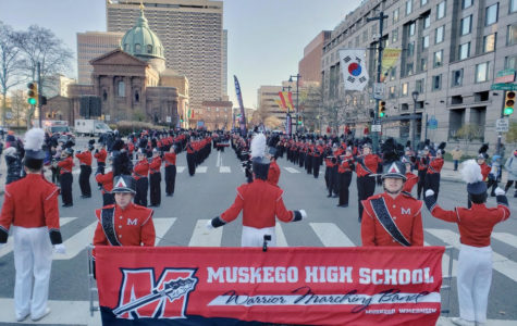 MHS Band Heads to NYC & Phili
