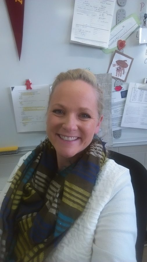 Teacher Feature: Mrs. Edwards