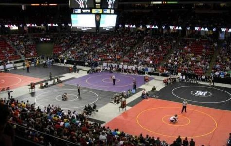 Muskego Wrestling Takes on State