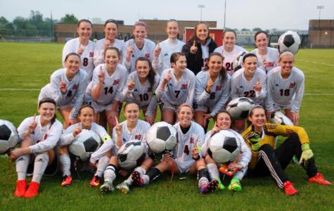 Kicking into a Great Season with Girl's Varsity Soccer!