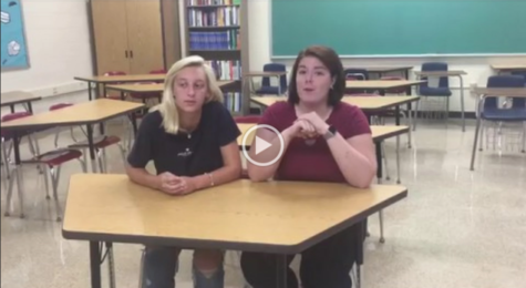 "MHS Students Act out ""Front"""