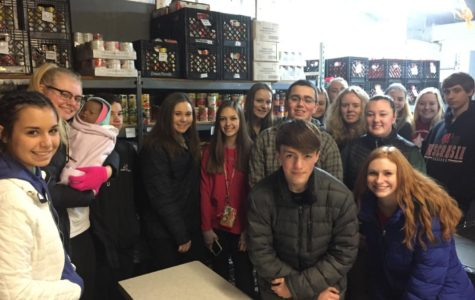 Student Council – Food Drive