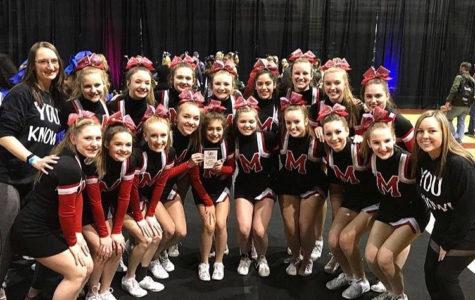 2x State Cheerleading Champions!!