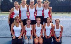 A Successful Season for Girls Varsity Tennis