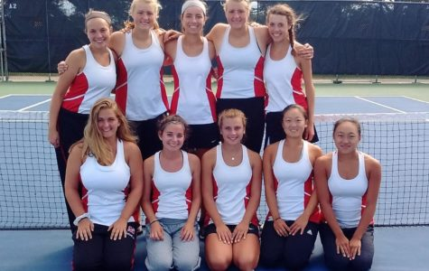A Successful Season for Girls Varsity Tennis