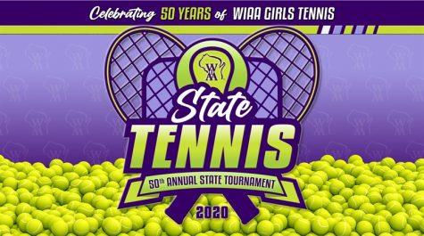 Girls Tennis Team Wins State!