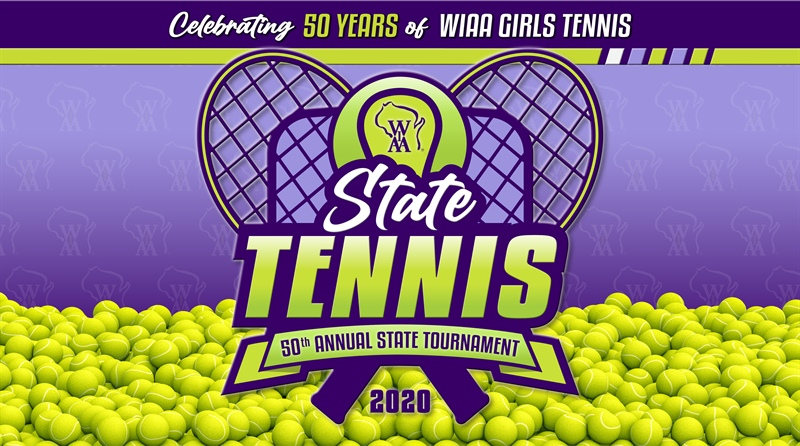Girls Tennis Team Wins State!