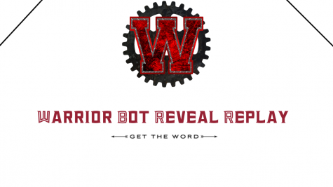 Warrior Bot Reveal