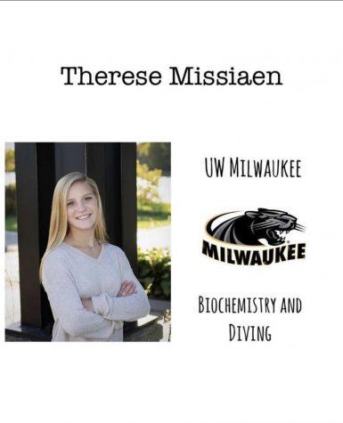 Therese Missiaen Commits to UW- Milwaukee!