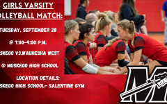 Girls Varsity Volleyball Match